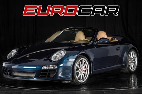 2011 Porsche 911 for sale in Costa Mesa, CA