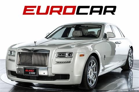 2014 Rolls-Royce Ghost for sale in Costa Mesa, CA
