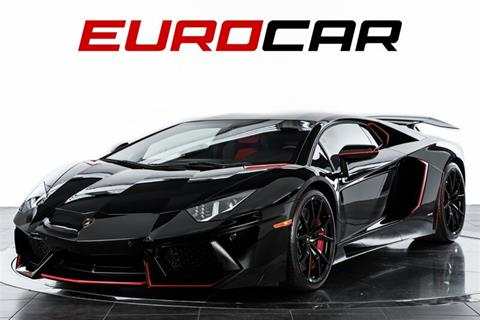 2015 Lamborghini Aventador for sale in Costa Mesa, CA