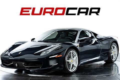 Ferrari 458 Italia For Sale >> 2011 Ferrari 458 Italia For Sale In Costa Mesa Ca