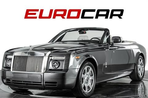 2012 Rolls-Royce Phantom Drophead Coupe for sale in Costa Mesa, CA