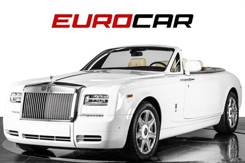 2016 Rolls-Royce Phantom Drophead Coupe for sale in Costa Mesa, CA