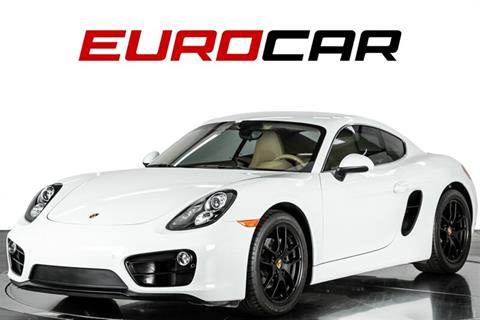 2015 Porsche Cayman for sale in Costa Mesa, CA