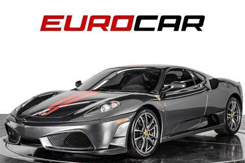 2009 Ferrari 430 Scuderia for sale in Costa Mesa, CA