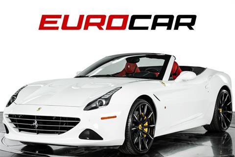 2016 Ferrari California T for sale in Costa Mesa, CA