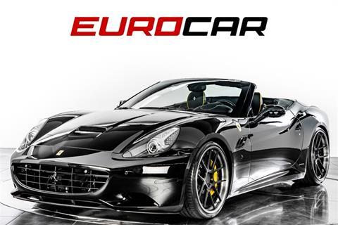 2014 Ferrari California for sale in Costa Mesa, CA
