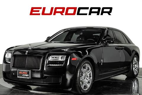 2012 Rolls-Royce Ghost for sale in Costa Mesa, CA