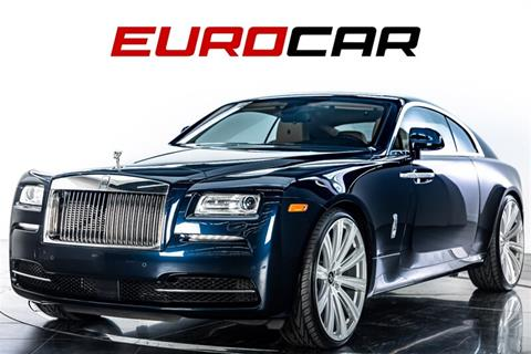 2015 Rolls-Royce Wraith for sale in Costa Mesa, CA