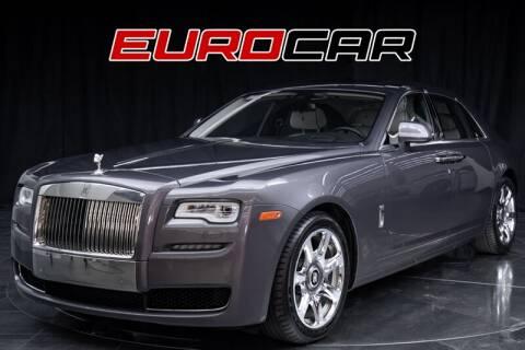 2017 Rolls-Royce Ghost for sale in Costa Mesa, CA
