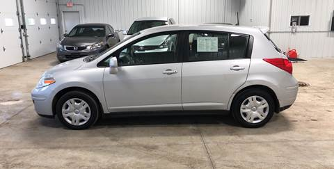 2012 Nissan Versa for sale in Sturtevant, WI