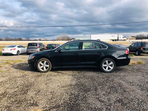 2013 Volkswagen Passat for sale in Sturtevant, WI