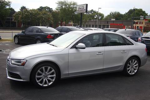 Used Audi For Sale In Columbia SC Carsforsalecom - Audi columbia sc
