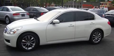 2008 Infiniti G35 for sale at BWK of Columbia in Columbia SC