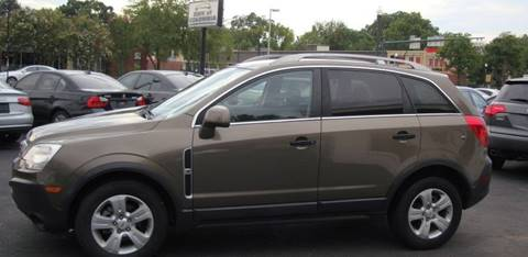 2014 Chevrolet Captiva Sport for sale at BWK of Columbia in Columbia SC