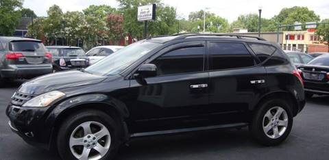 2005 Nissan Murano for sale at BWK of Columbia in Columbia SC