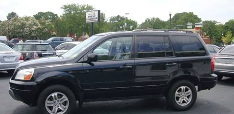 2005 Honda Pilot for sale at BWK of Columbia in Columbia SC