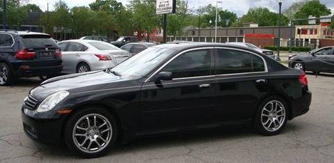 2006 Infiniti G35 for sale at BWK of Columbia in Columbia SC