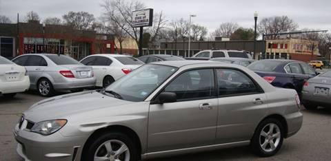 2006 Subaru Impreza for sale at BWK of Columbia in Columbia SC