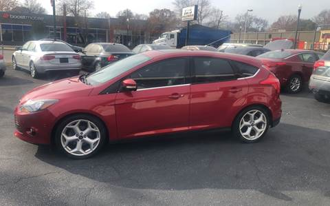 2012 Ford Focus for sale at BWK of Columbia in Columbia SC