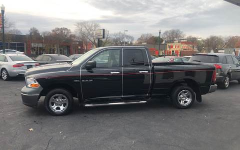 2009 Dodge Ram Pickup 1500 for sale at BWK of Columbia in Columbia SC