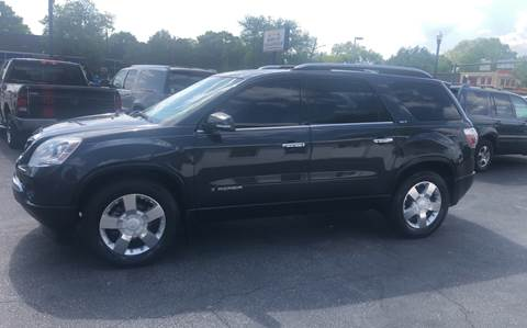 2007 GMC Acadia for sale at BWK of Columbia in Columbia SC