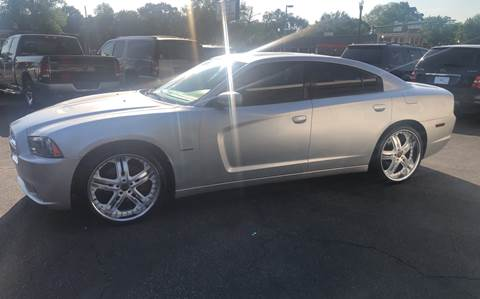 2012 Dodge Charger for sale at BWK of Columbia in Columbia SC