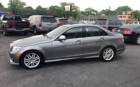 2009 Mercedes-Benz C-Class for sale at BWK of Columbia in Columbia SC