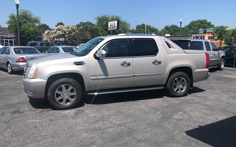 2007 Cadillac Escalade EXT for sale at BWK of Columbia in Columbia SC