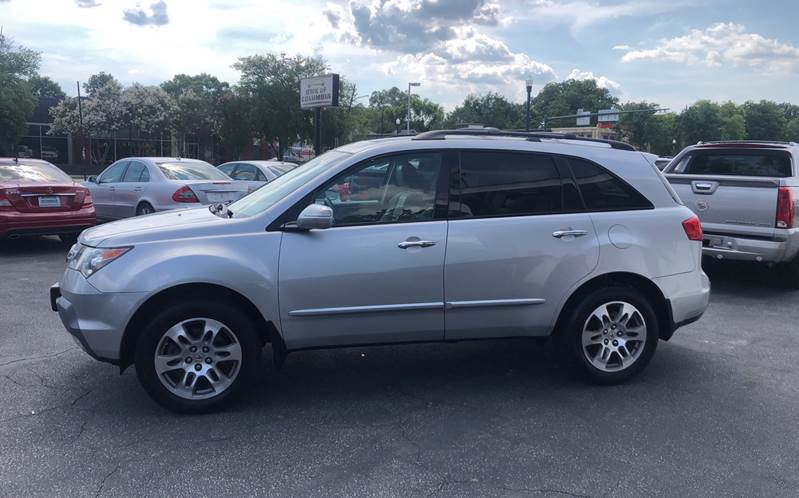 2008 Acura MDX for sale at BWK of Columbia in Columbia SC