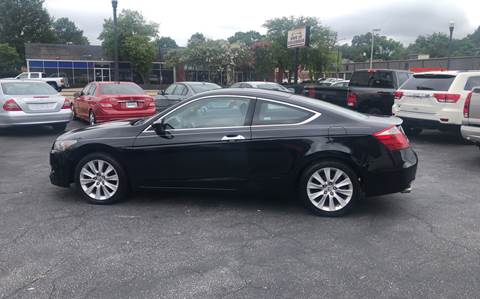 2008 Honda Accord for sale at BWK of Columbia in Columbia SC