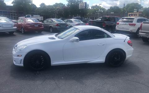 2005 Mercedes-Benz SLK for sale at BWK of Columbia in Columbia SC