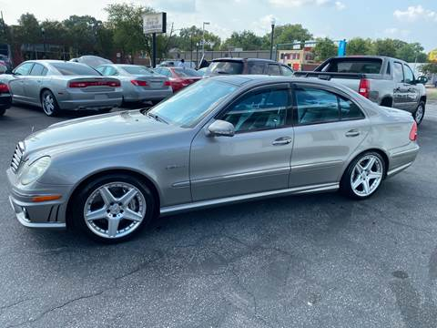 Mercedes-Benz E-Class For Sale in Columbia, SC - BWK of ...