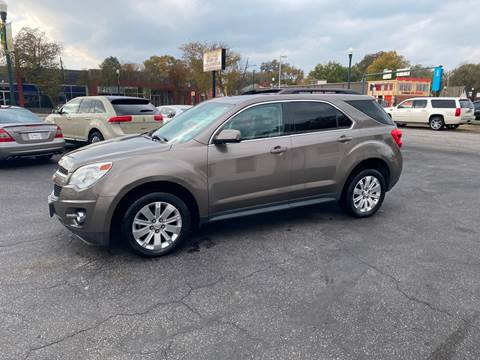 2010 Chevrolet Equinox for sale at BWK of Columbia in Columbia SC
