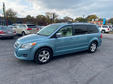 2009 Volkswagen Routan for sale at BWK of Columbia in Columbia SC