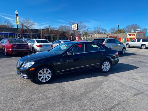 2012 Mercedes-Benz E-Class for sale at BWK of Columbia in Columbia SC