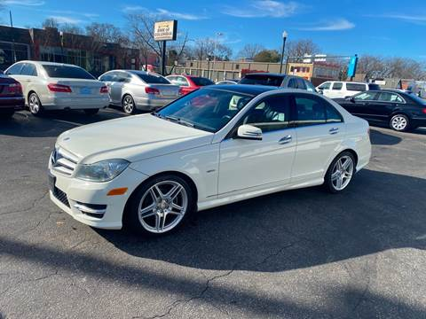 2012 Mercedes-Benz C-Class for sale at BWK of Columbia in Columbia SC