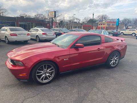 2011 Ford Mustang for sale at BWK of Columbia in Columbia SC