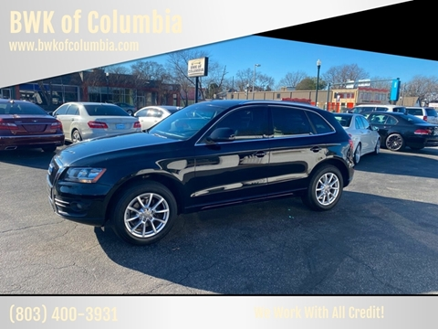 2010 Audi Q5 for sale at BWK of Columbia in Columbia SC