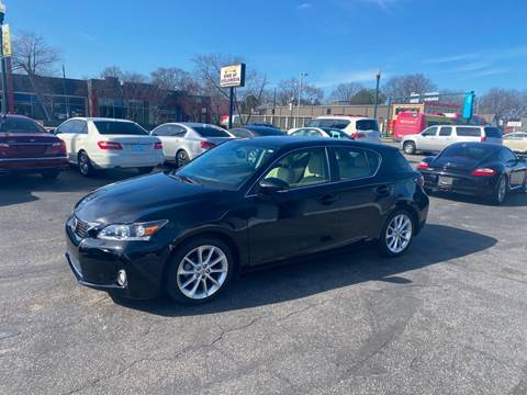 2012 Lexus CT 200h for sale at BWK of Columbia in Columbia SC