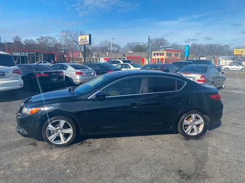 2013 Acura ILX for sale at BWK of Columbia in Columbia SC