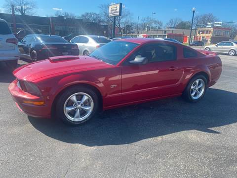 2008 Ford Mustang for sale at BWK of Columbia in Columbia SC