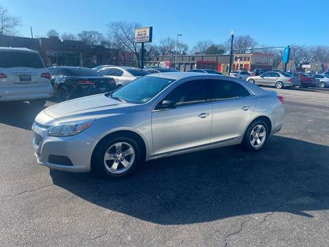 2014 Chevrolet Malibu for sale at BWK of Columbia in Columbia SC