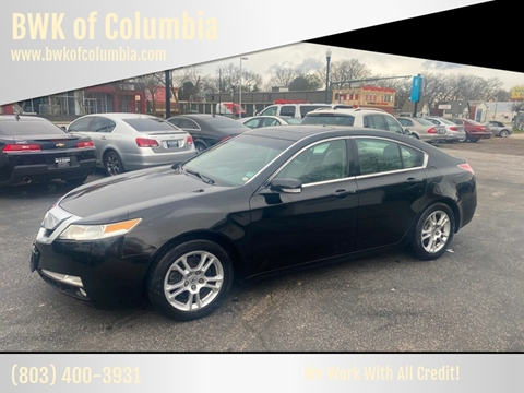 2011 Acura TL for sale at BWK of Columbia in Columbia SC