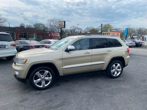 2011 Jeep Grand Cherokee for sale at BWK of Columbia in Columbia SC
