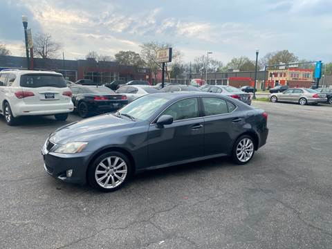 2008 Lexus IS 250 for sale at BWK of Columbia in Columbia SC