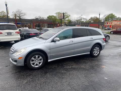 2007 Mercedes-Benz R-Class for sale at BWK of Columbia in Columbia SC
