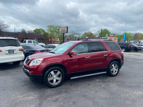 2010 GMC Acadia for sale at BWK of Columbia in Columbia SC