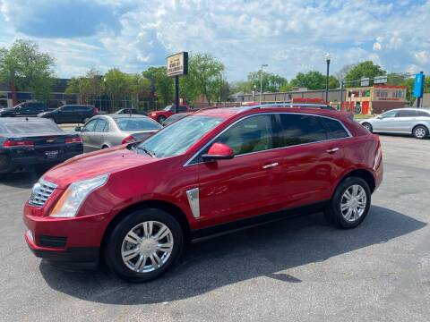 2013 Cadillac SRX for sale at BWK of Columbia in Columbia SC