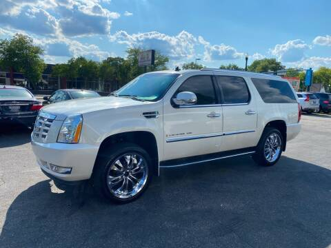 2007 Cadillac Escalade ESV for sale at BWK of Columbia in Columbia SC