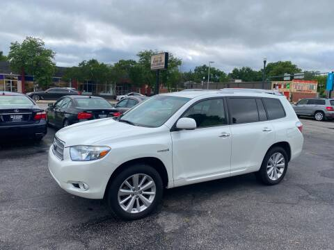 2008 Toyota Highlander Hybrid for sale at BWK of Columbia in Columbia SC